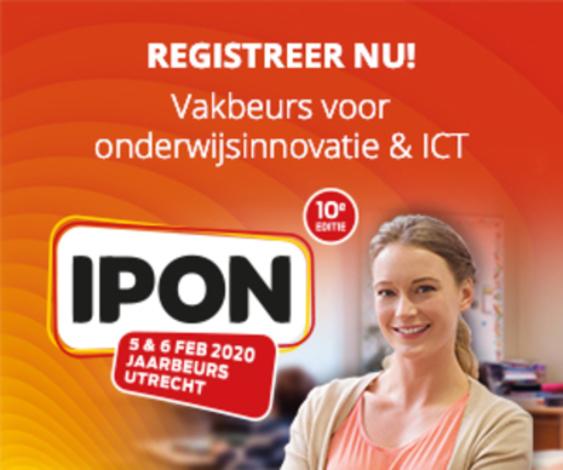 Onderwijsvakbeurs IPON2020